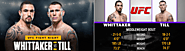 Whittaker vs. Till UFC Fight Night Live Streaming - VPNStore