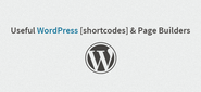 25 Awesome Shortcodes & Page Builder Plugins For WordPress - WPExplorer