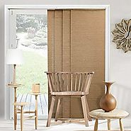 French Door Window Coverings in Miami