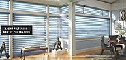 Light-Filtering Window Treatments, Blinds and Shades - Miami, Florida
