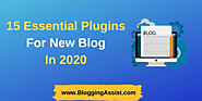 15 Eessential plugins that need every new website in (2020)