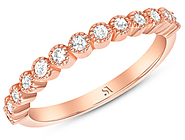 Eternity Bands: Factors that make an Eternity Band unique. by Jennifer B.