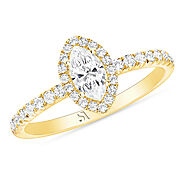 Top 3 engagement rings under 3000 by Jennifer B.