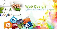Get unlimited Web Design Services in India at Core SEO Services
