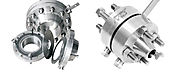 Stainless Steel Orifice Flanges manufacturer in India - Akai Metals