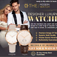 The Modern Watch - (WatchStylesToday.com) - (888) 755-6365 - CS@
