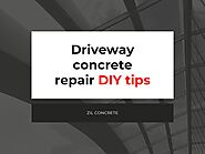 Driveway concrete repair DIY tips by Zil Concrete - Issuu