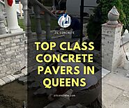 Top class Concrete Pavers in Queens