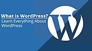 What is WordPress? - Learn Everything About WordPress by sfwpexperts