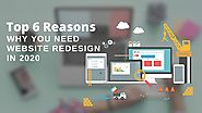 Top 6 Reasons Why You Need Website Redesign In 2020 — Steemit