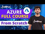 Microsoft Azure for Beginners | What Is Azure? | Microsoft Azure Training | Intellipaat