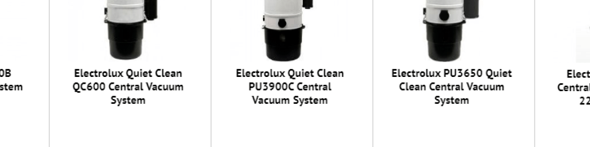 Headline for Best Electrolux Central Vacuums