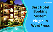 The Best hotel booking system Theme and plugin in WordPress