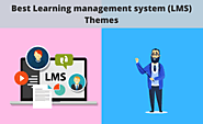 Best Learning management system (LMS) Themes