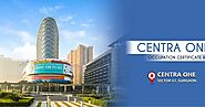 BPTP Centra One- Invest now in the futuristic concept of office and retail combo! | Property XPo Worls