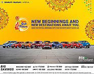 Maruti Suzuki ARENA Car Showroom at Satpur in Nashik - Shaan Cars