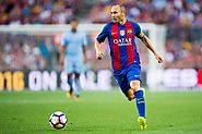 5. Andrés Iniesta - $32.5 million (€28.7 million)