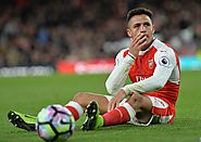 6. Alexis Sánchez - $30.8 million (€27.2 million)