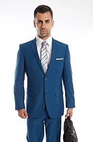 Understand two button suits for men
