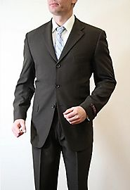 Finding the perfect 3 button suit for men