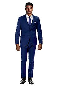 Look glamorous in our popular prom suits for men