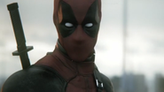 Deadpool's Hollywood screen test begins with Gwen Stefani, ends with a decapitated head