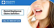 Dental Negligence Claims Solicitors | Medical Negligence Claims Liverpool