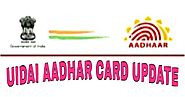 UIDAI Aadhar Card Updats:Download Aadhar Without Your Mobile Number