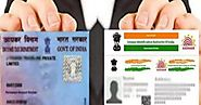 Steps to Link Pan Card with Aadhaar Card Before March 31,2020