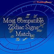 Most Compatible Zodiac Sign Match for Marriage