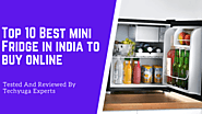 Top 10 Best Mini Fridges In India (Buyer's Guide - 2020) | Latest Update