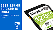 Best 128 GB SD Card in India 2020 | Buyers Guide | Updated