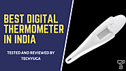 Best Digital Thermometer In India 2020 | Buyers Guide| Upadated