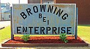 Commercial Steel Building Components | Browning Enterprise