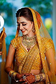 Brides Who Opted for Yellow Lehenga & Left us in Awe