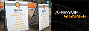 A-Frame Signs Sydney | Global Signs