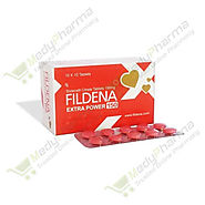 Fildena 150 Mg: Buy Fildena Extra Power 150 Tablets Online in USA | MedyPharmacy