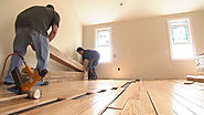 Hardwood Floor Installation Service in Bergen county
