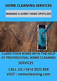 Why should we hire professionals for commercial home cleaning services?