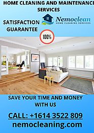 NemoCleaning -Get Deep House Cleaning Services Near Me