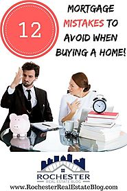Major Mortgage Mistakes To Avoid