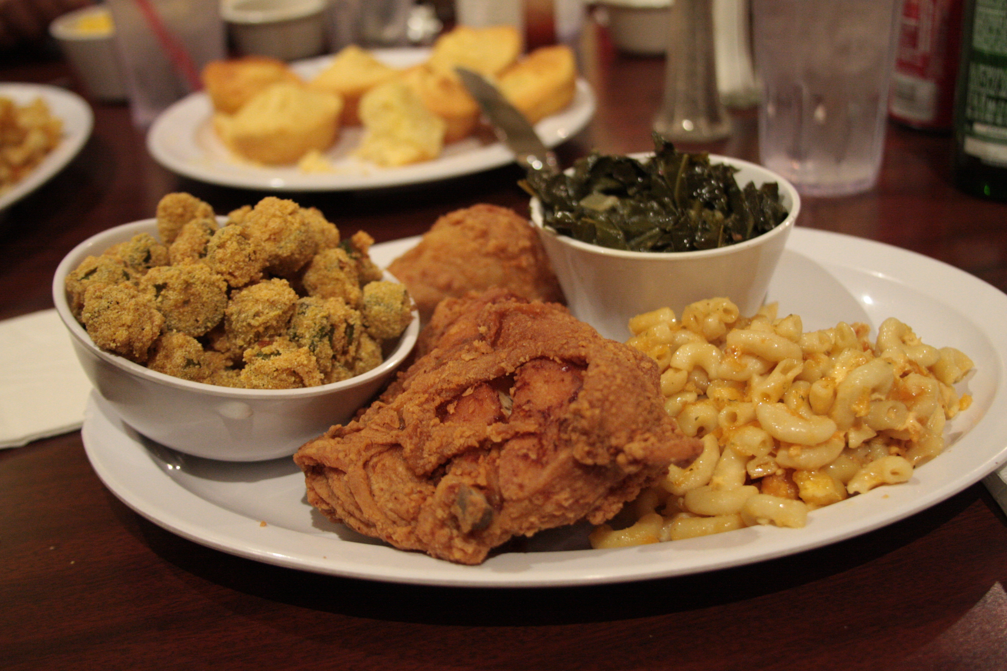 Headline for 10 Best Soul Food Recipes