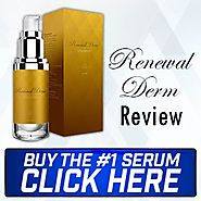 Renewal Derm could Renew That Youthful Glow! | Product Review