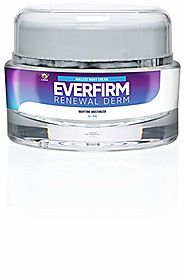 Everfirm - Renewal Derm - Anti Aging Night Time Moisturizer - Treat your skin while you sleep to help repair years of...