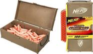 Nerf N-Strike Ammo Boxes - Be the Last Man Standing