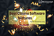 Online Casino Features that Best Casino Software Provides