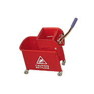 Rapid 17L Mopping System Review - Premium Mop Bucket