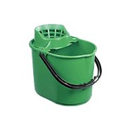 12Ltr Deluxe Mop Bucket Review - Commercial & Domestic Suitable