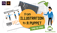 How to Create a Puppet in Adobe Illustrator?