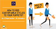 How to Make Your Puppet Walk in Adobe Character Animator
